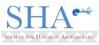 Society for Hawaiian Archaeology